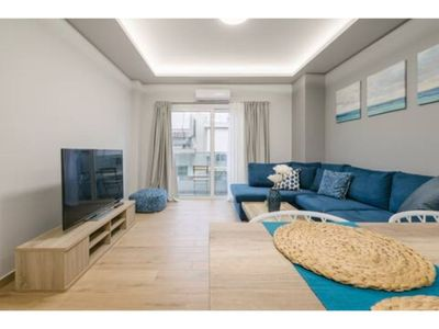 Photo for Elegant apartment, 5' from Piraeus Port (A4)