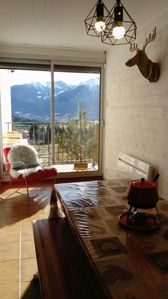 Photo for Appartment 50m² / for 6 people in La llagonne / panoramic mountain view