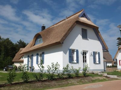 Photo for Thatched roof - Ferienhaus Dünenblick