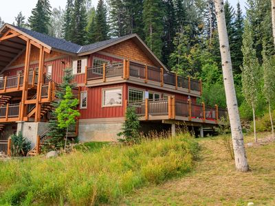 Photo for Condo Relaxo at The Aspens - Top Row Aspens - Ski In/Ski Out w/ Private Hot Tub