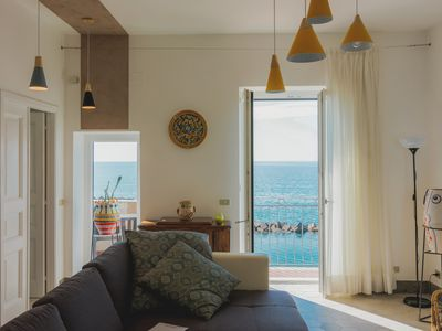 Photo for Wonderful on the sea - Guest Room - Suite la Concha -