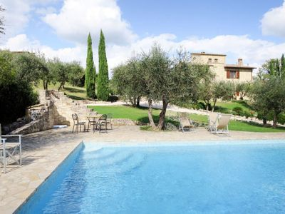 Photo for Vacation home Casa Roseto (TDI144) in Todi - 11 persons, 5 bedrooms