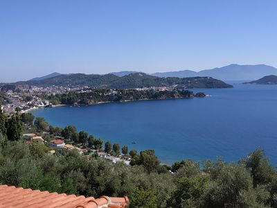Photo for light, bright and happy XL villa, sleeping 12 with stunning views