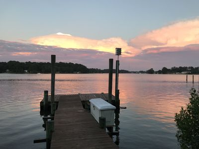 Photo for Beautiful Waterfront Loft Near Downtown Norfolk-Like a tree house and beautiful