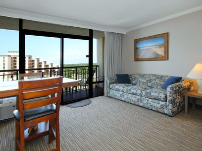 Photo for Caravelle Oceanview Resort on Golden Mile 1BD w/ beautiful view