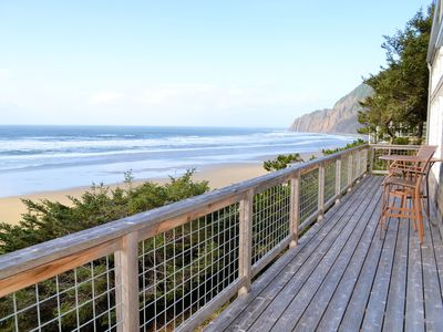 Photo for OCEAN VISTA~NEW LISTING~Spectacular view from this spacious home on the bluff