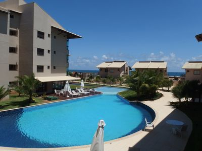 Photo for Luxury apartment with sea view