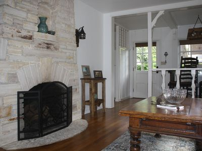 Photo for 5 blks to town, 10 minute walk to beach, quiet neighborhood classic Carmel home