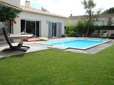 Photo for Comfortable villa with pool near beaches