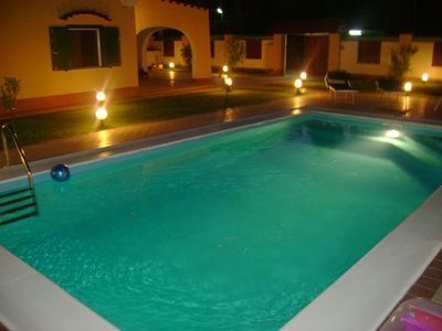 Photo for Villa SOLEIL SPA - PRIVATE POOL, JACUZZI AND FINNISH SAUNA -