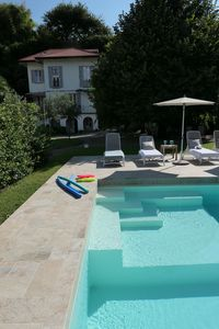 Photo for Luxury private villa w/ pool Villa Olga, Como Lake  Instagram: villaolgalenno