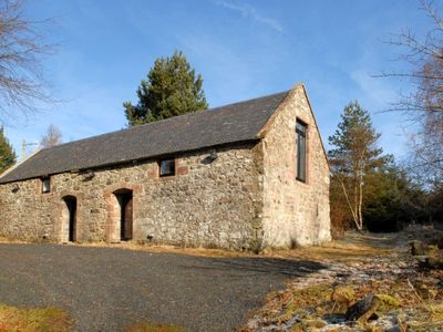 Photo for 3BR Barn Vacation Rental in Aberargie
