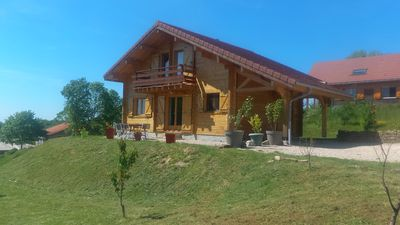 Photo for 3BR Chalet Vacation Rental in Bonlieu, Bourgogne-Franche-Comté