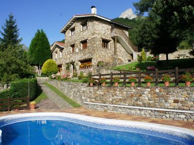 Photo for Apartments and Cabins El Cigal for 2 people