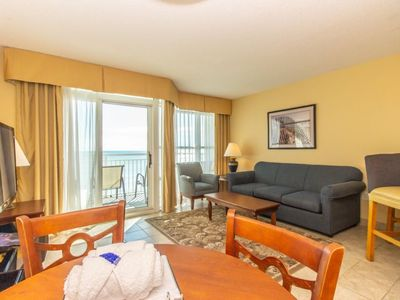 Photo for Oceanfront  Suite at the Carolinian Sleeps 6~Carolinian 731