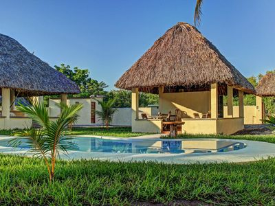 Photo for Beachfront Guatemala Villa w/ Pool-5 Mins to Town!