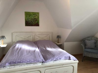 Photo for FeWo First floor - Dörpstrat 93a - Beautiful thatched apartment
