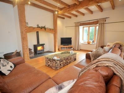 Photo for 3 bedroom Barn in Bickleigh - HOBAR