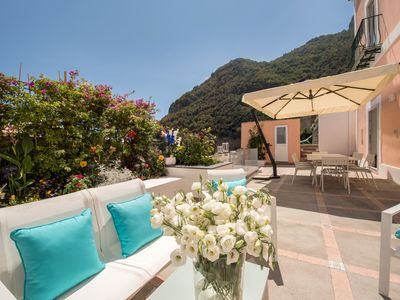 Photo for Villa Tesoro in Positano