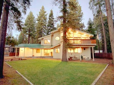 Photo for 5BR House Vacation Rental in Tahoe Vista, California