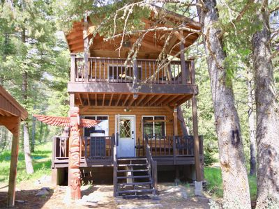 Photo for Paradise Pines-An Island Park and Yellowstone Family Retreat