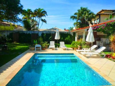 Photo for HOUSE WITH 500 METERS FROM THE BEACH GERIBA