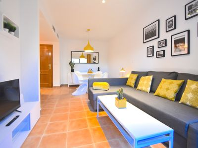 Photo for Albir Yellow Apartment