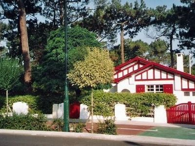 Photo for The Abatilles, Nice Holiday house in a very pleasant garden