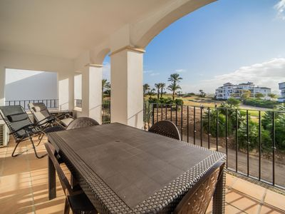 Photo for Apartment with stunning Golf views - La Torre Golf Resort- MURCIA VACATIONS - AA3514