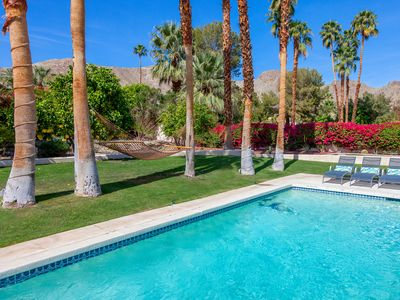 Photo for Nestled in the Cove: 3  BR, 2  BA House in Rancho Mirage, Sleeps 6