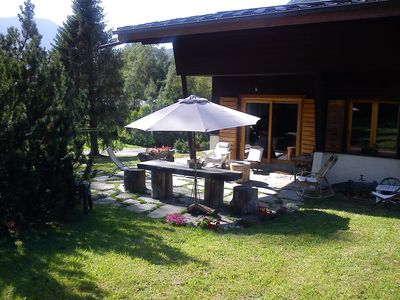 Photo for Chalet located in the heart of the Chamonix valley