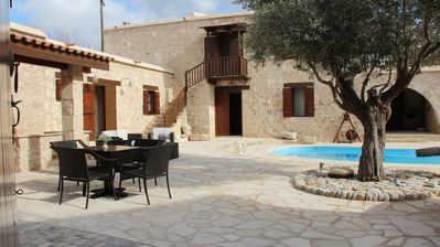 Photo for Traditional Stonehouse With Modern Comfort, Private Pool, Views, Wi-fi