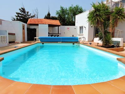 Photo for Casa Nira Luxury 6-bed 4 bath Villa sleeps up to 20 (plus attached apartment )