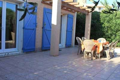 Photo for NARBONNE-PLAGE 4 rooms villa