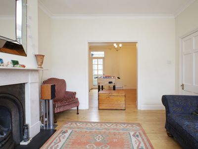 Photo for An inviting West London home, sleeping 6, with a generous sized garden (Veeve)