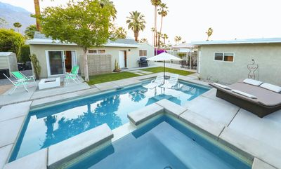 Photo for Movie Colony Home w/ Casita, Pool & Spa!