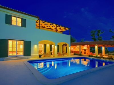 Photo for Beautiful Villa Alma, in Istria, with a Pool