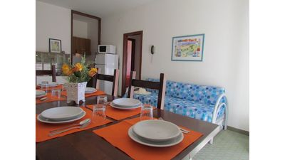 Photo for Nice Apartment Near the Beach - Airco - Covered Parking - Beach Place