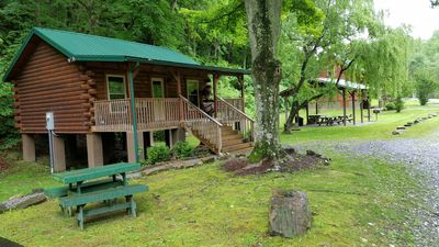 The Anglers' Roost at Walker Creek Retreat