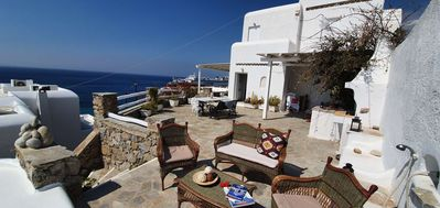 Photo for Allegria Villa by itravelhome 4BR in New Port Mykonos
