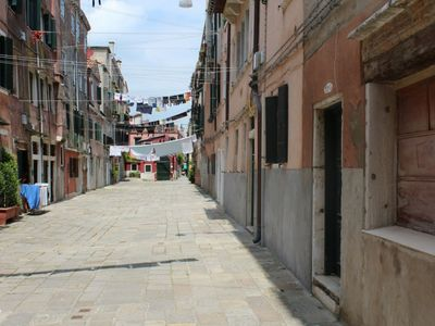 Photo for Apartment very close to the Biennale, located in a very quiet area.