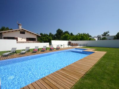 Photo for Villa With Large Heated Private Pool And Enclosed Garden