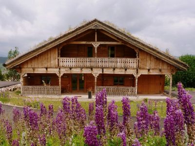 Photo for Chalet Carlit for 13 people 5 bedrooms adapted for 1 PMR