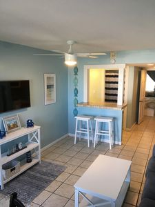 Photo for See, Hear, & Smell the Beach from our 1 Bedroom Beachfront Condo