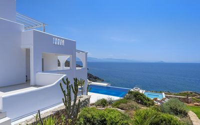 Photo for Villa Chara - Stunning Villa near the Beach with Breathtaking Sea View! - Free WiFi