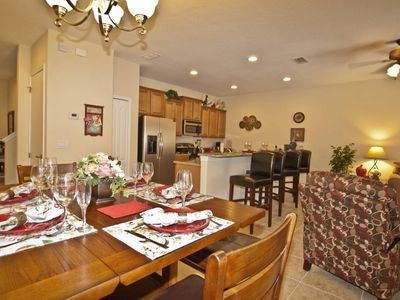 Photo for Paradise Palms - 4BD/3BA Town Home - Sleeps 8 - RPP4095