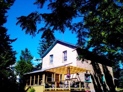 Photo for 6BR Cottage Vacation Rental in Ashfield Colborne Wawanosh, ON