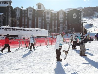 Photo for SKI-IN, SKI-OUT in Park City during 2020 President's Day Holiday Week