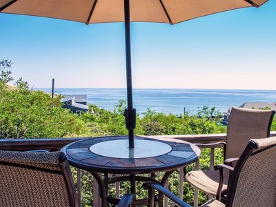 Photo for Spectacular Ocean Front View on Cahoon Hollow Beach with A/C