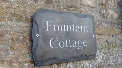 Photo for Cozy Granite cottage on the Camel Trail in the moorland village of St Breward.